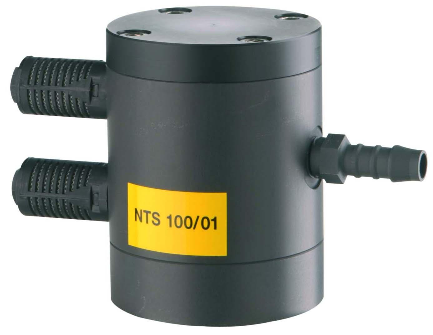 Pneumatic Linear Vibrators Series NTS